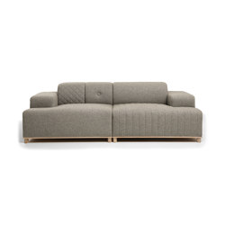 Lovestory 2-seater | Divani | Loook Industries