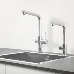 GROHE Blue Professional L-spout | Kitchen taps | GROHE