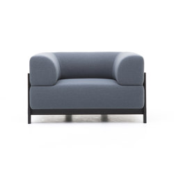 Elephant Sofa 1-Seater | Sillones | Karimoku New Standard