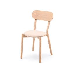 Castor Chair Plus Pad | Sillas | Karimoku New Standard