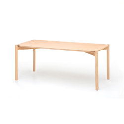 Castor Table 180 | Mesas comedor | Karimoku New Standard