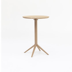 Scout Bistro Bar Table | Tables de bistrot | Karimoku New Standard