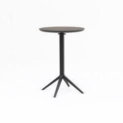Scout Bistro Bar Table | Bistrotische | Karimoku New Standard