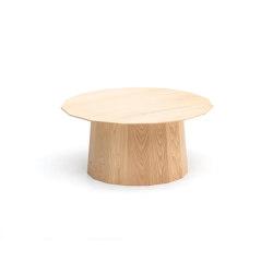 Colour Wood Plain Large   Mesas de bistro   Karimoku New Standard