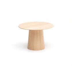 Colour Wood Plain Medium   Mesas de bistro   Karimoku New Standard