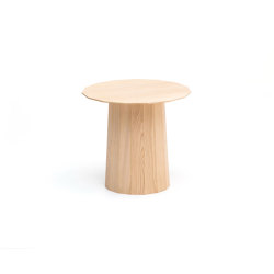 Colour Wood Plain Small   Mesas de bistro   Karimoku New Standard