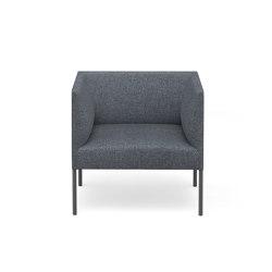 Noora armchair | Sillones | Martela