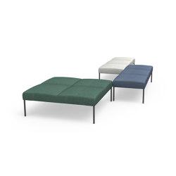 Noora bench | Sitzbänke | Martela