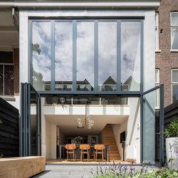Bi-Folding Doors | Ecoline | Sistemas de ventanas | Solarlux