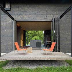 Bi-Folding Doors | Ecoline | Sistemi finestre | Solarlux