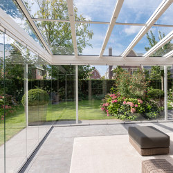 Glass canopy SDL Atrium Plus | Winter gardens | Solarlux