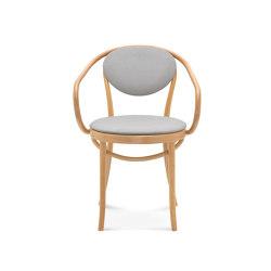 B-9/1 armchair | Sillas | Fameg