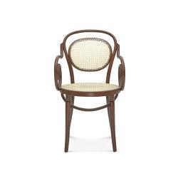 B-10/6659 armchair | Stühle | Fameg