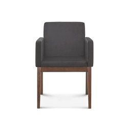 B-1228 armchair | Sillas | Fameg