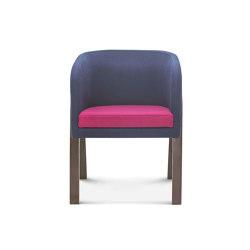 B-0810 armchair | Chairs | Fameg