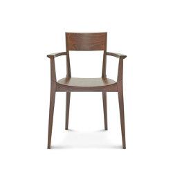 B-0620 armchair | Chaises | Fameg