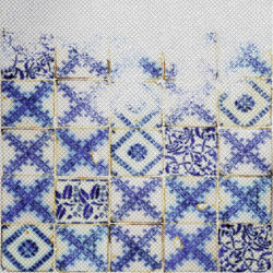 Bhiwani DM 864 08 | Wall coverings / wallpapers | Elitis