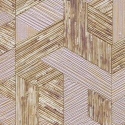 Formentera | Juego de paja VP 717 04 | Wall coverings / wallpapers | Elitis