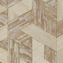 Formentera | Juego de paja VP 717 05 | Wall coverings / wallpapers | Elitis