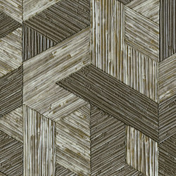 Formentera | Juego de paja VP 717 10 | Wall coverings / wallpapers | Elitis