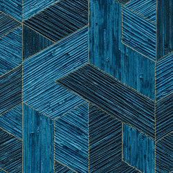 Formentera | Juego de paja VP 717 14 | Wall coverings / wallpapers | Elitis
