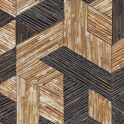 Formentera | Juego de paja VP 718 01 | Wall coverings / wallpapers | Elitis