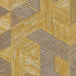 Formentera | Juego de paja VP 718 02 | Wall coverings / wallpapers | Elitis