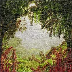 Jungle fever DM 601 01 | Revestimientos de paredes / papeles pintados | Elitis