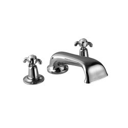 3-hole bath mixer | Bath taps | Kenny & Mason