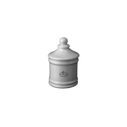 Cotton wool holder | Beauty accessory storage | Kenny & Mason