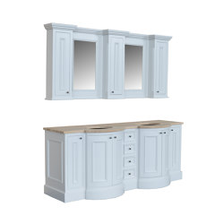 Holton twin mirror cabinets | Mirror cabinets | Kenny & Mason