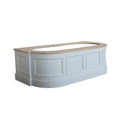 Holton bath skirt | Bathtubs | Kenny & Mason