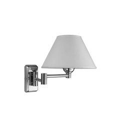 Victorian shade wall light IP22 | Wall lights | Kenny & Mason