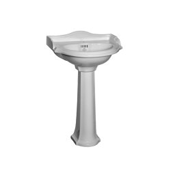 London basin with pedestal | Wash basins | Kenny & Mason