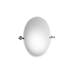 Oval swivel bathroom mirror | Bath mirrors | Kenny & Mason