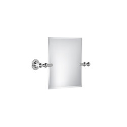 Rectangular swivel cloakroom mirror | Bath mirrors | Kenny & Mason