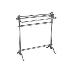 Stand double towel rail | Towel rails | Kenny & Mason