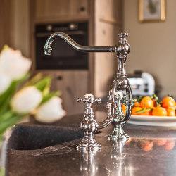 Kitchen bridge mixer | Kitchen taps | Kenny & Mason