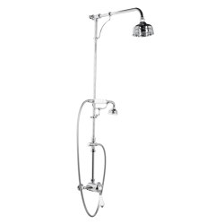 Manual shower valve with handset | Shower controls | Kenny & Mason