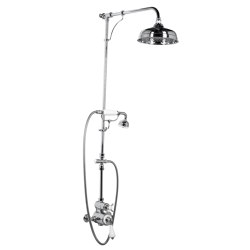 Thermostatic shower with handset | Shower controls | Kenny & Mason