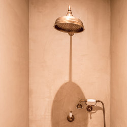 Concealed manual shower valve with handset 130mm shower rose | Shower controls | Kenny & Mason