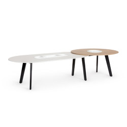Immerse | Tables collectivités | Haworth