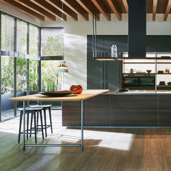 Hi-Line6 Frame Door | Fitted kitchens | Dada