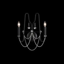 Esmery Wall Sconce | Chandeliers | Swarovski Lighting