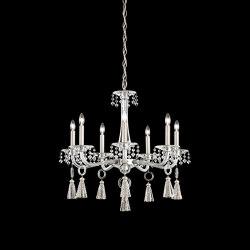 Tassau Pendant | Lámparas de araña | Schonbek