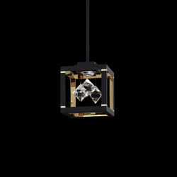 Fyra Pendant   Suspended lights   Schonbek