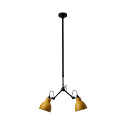 LAMPE GRAS - N°305 | yellow | Ceiling lights | DCW éditions