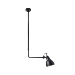 LAMPE GRAS - N°313 | black satin | Ceiling lights | DCW éditions