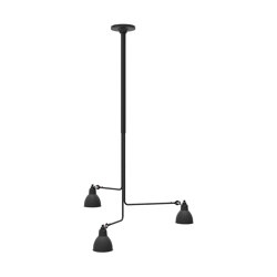 LAMPE GRAS - N°315 | black satin | Ceiling lights | DCW éditions