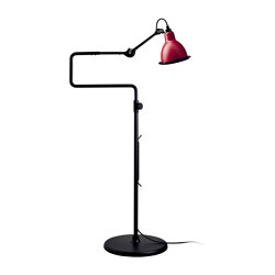 LAMPE GRAS | XL OUTDOOR SEA - N°411 | red | Außen Standleuchten | DCW éditions